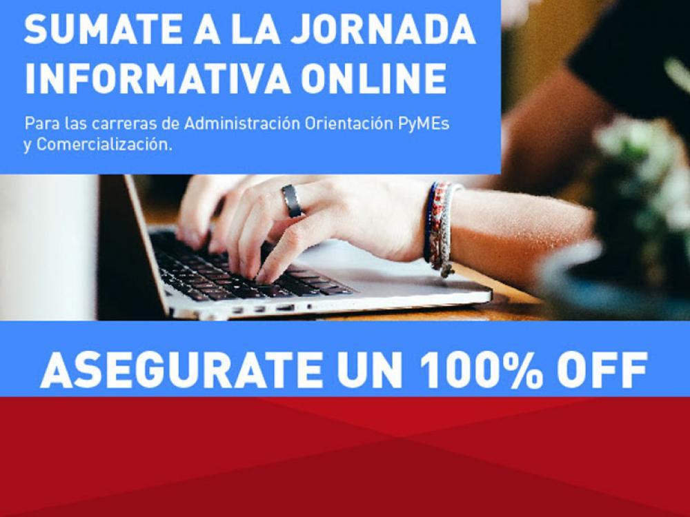 JORNADAS INFORMATIVAS | Tecnicaturas Universitarias