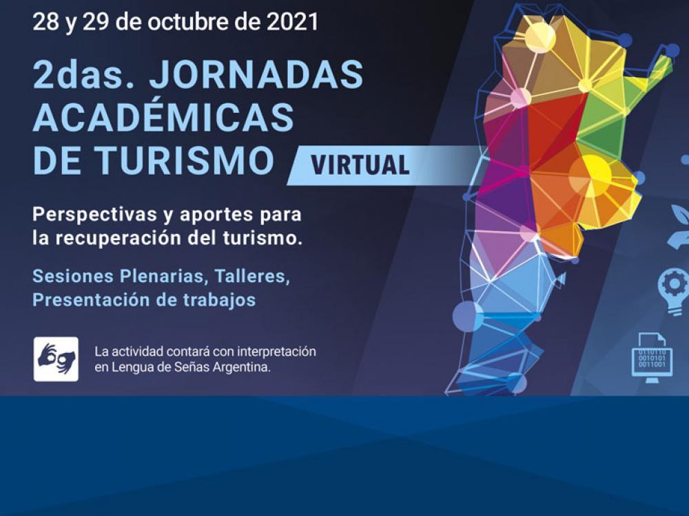2das. Jornadas Académicas de Turismo