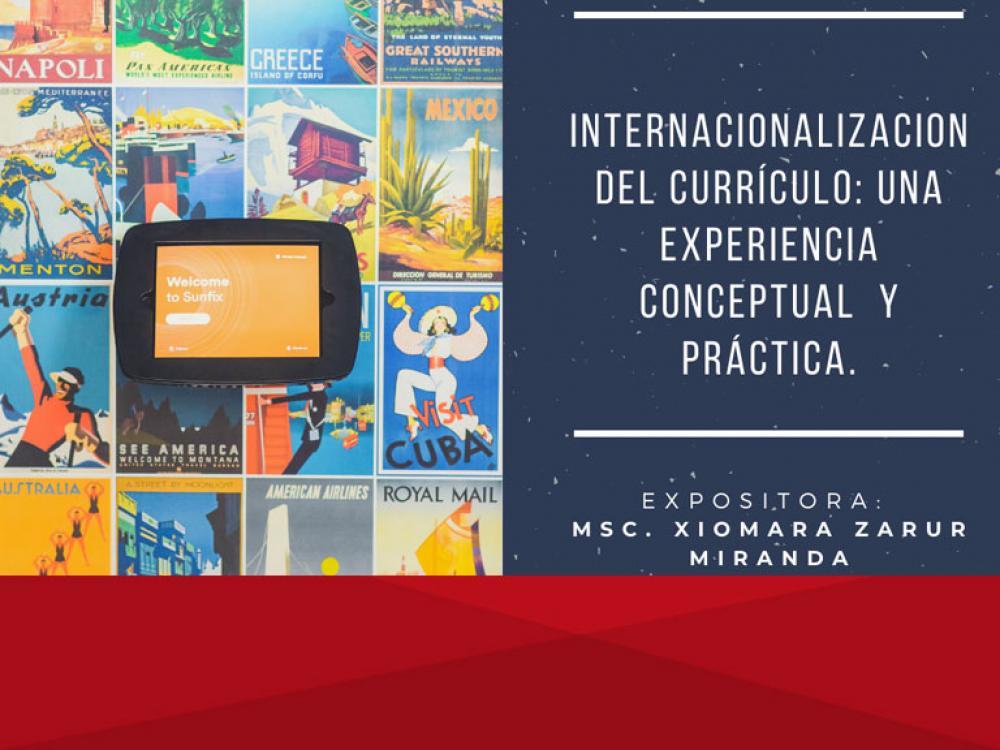 Internacionalización del Currículo: Una experiencia conceptual y práctica