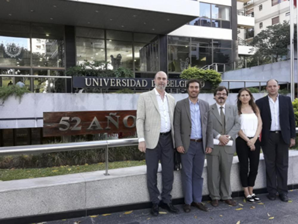 Reunión CIPPEC – CERES (UB)