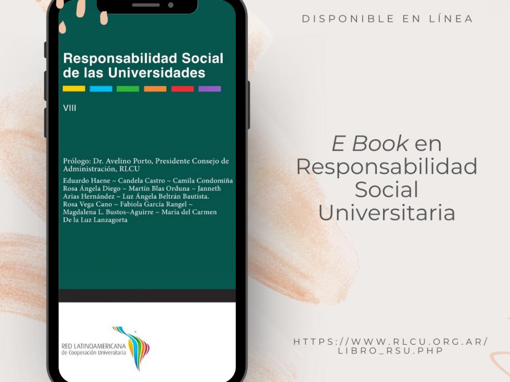 RLCU | E-Book en Responsabilidad Social Universitaria